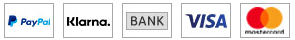 payment icons bar