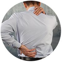 Pain in upper back poor posture