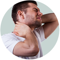Neck pain poor posture