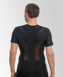 Anodyne posture clothes for men