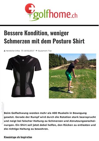 Golfhome.ch