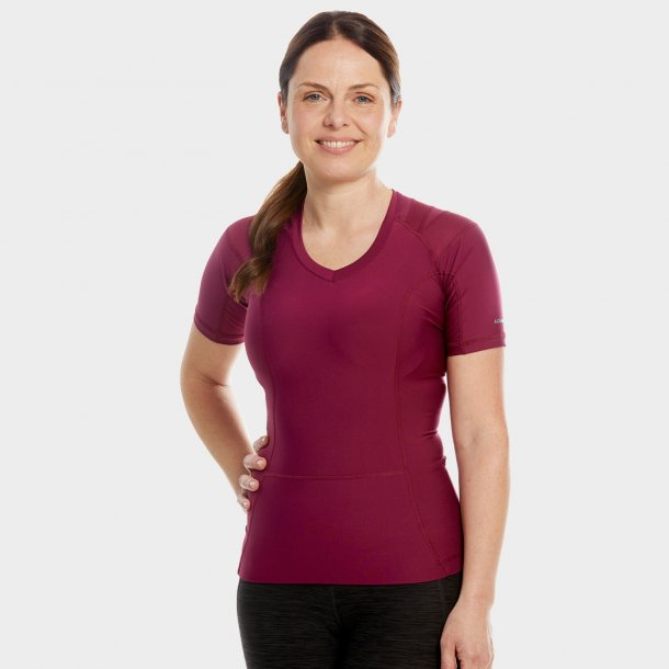 2. sortering - Women's Posture Shirt 2.0 (bordeaux)