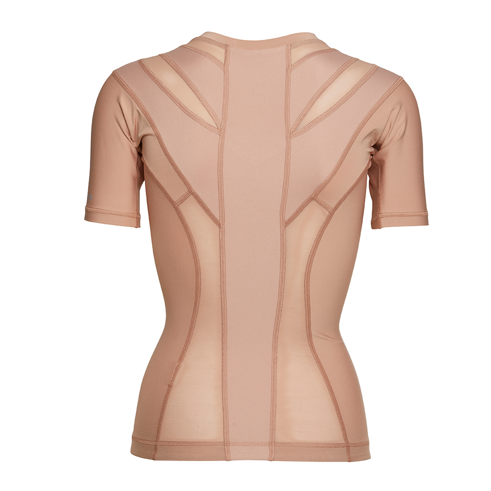 Image of   Women's Posture Shirt 2.0 (nude) Large